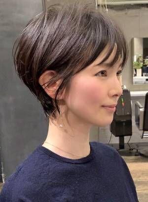 ☆お客様ショートヘア☆のご紹介 〜店長 久保〜