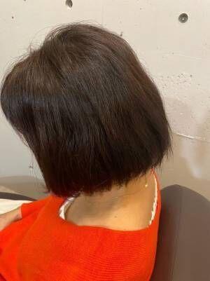 抗酸化トリートメントで 髪・頭皮のエイジングケア♪