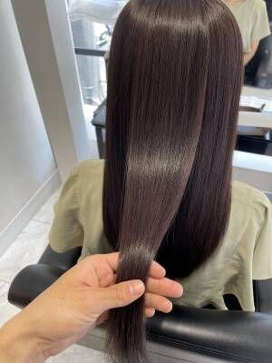 《ご新規様》学生クーポン髪質改善トリートメント30%OFF