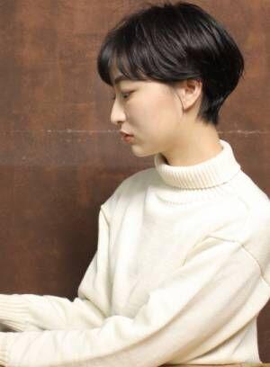 [hair designer菊地克喜] 今年の夏は首元スッキリな大人ショートで決まり!