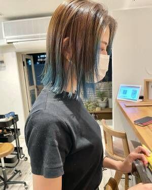グラデーションカラー【ブルー】