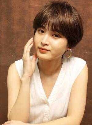 [hair designer 菊地克喜]☆ハンサムショート、甘めショート6選☆