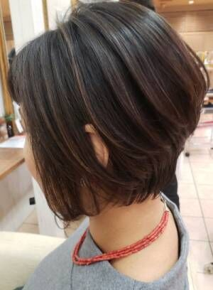 【脱白髪染め】40代50代大人女性向けハイライトで白髪のお悩み解決します☆