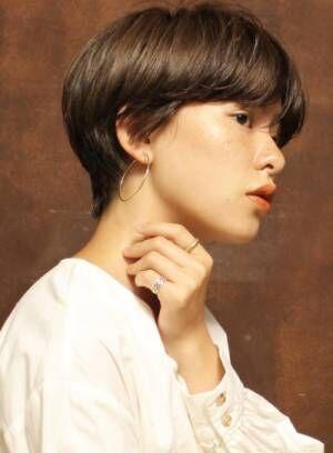 [hair designer菊地克喜] 夏は短めショートでクールダウン
