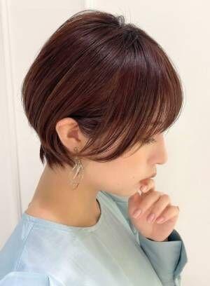 ♢スタイリングが楽になるショートヘア×パーマ特集♢