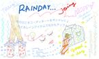 雨の日こそコーディネートをオシャレに! 今どきレインアイテムで気分もアップ!
