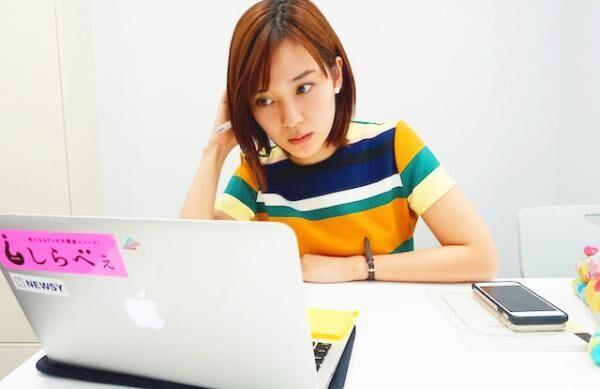 美しすぎる記者! 現役女優で記者の大木亜希子さんに今を生きる女性のあり方をインタビュー! 【後編】