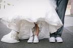 憧れの結婚式をカジュアルに! その名も「スニーカーウェディング」