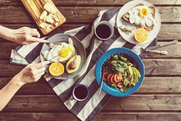 朝食抜きは冷え性の原因に! 忙しい朝は脂質でエネルギーチャージ