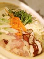 お鍋の季節 隠し味が決め手!「豆乳鍋」の美味しいレシピ