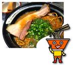 ラーメン君と行く♪いざ!ラーメン女子散歩vol.1 パリっと焼いた麺が新食感!高田馬場~焼麺 劔(つるぎ)~