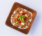 「朝食」に「腸食」を!ヨーグルトと食物繊維たっぷり「オールブラン ブランフレーク・プレーン」で腸内改善を目指す!