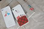 可愛いiPhoneケースをお探しですか?おすすめ女子用スケルトンiPhoneケースはこれ!