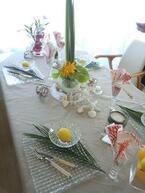 夏の食卓を楽しむ! 自宅を演出できる夏のテーブルコーディネートを伝授!