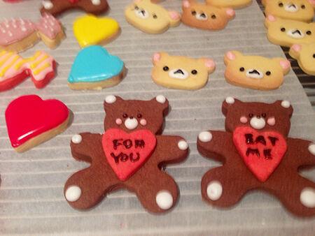 【バレンタイン】まだ間に合う! もらって嬉しい手作りの本格的なアイシングクッキーの作り方