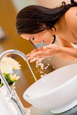 【肌弱い女子のために。vol.5】洗顔しないのは、雑巾を顔にのせているのと一緒!