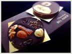 【ちょこっと自分にご褒美スイーツ】行列のチョコレートやさん・ショコラベルアメールのリッチな丸い板チョコ♪