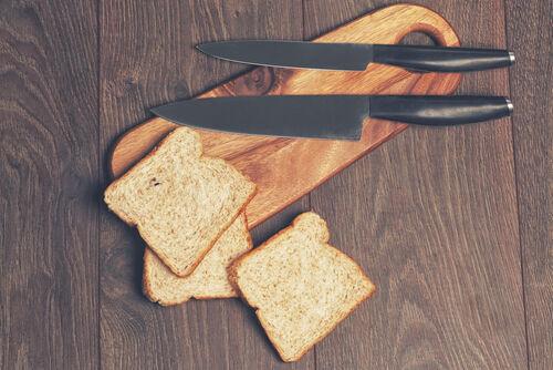 朝ご飯がお洒落に変身! 可愛い「木製カッティングボード」