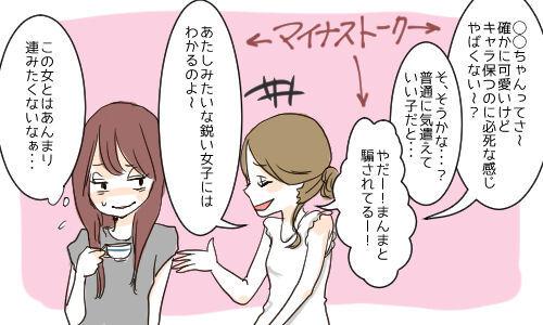 マイナストーク禁止! たったこれだけで恋人ができるという魔法~前編~