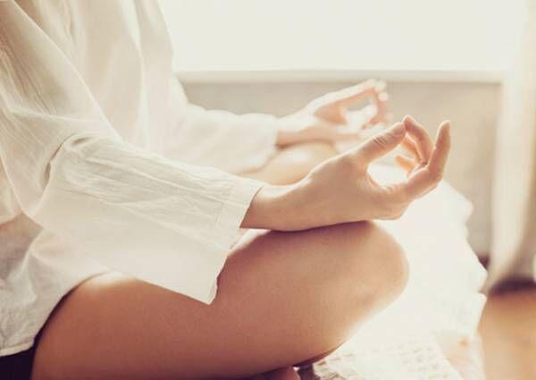 """家事しながらでもOK! ストレスに強くなる""""瞑想""""の上手なとり入れ方"""