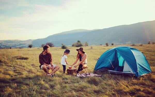 0歳児でもOK! 親子で成長できるファミリーキャンプのススメ