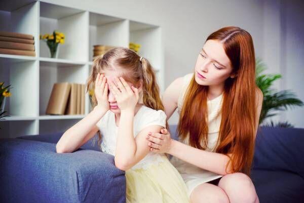 子どもはママからの「大丈夫」の一言で安心&成長する!