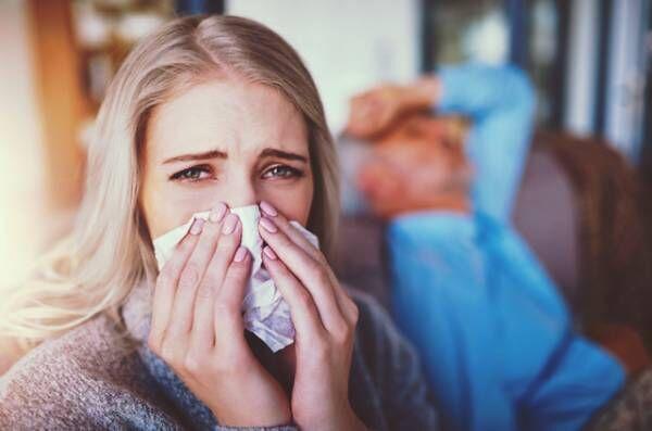 風邪を引いているときにイヤになったパートナーの言動【前編】