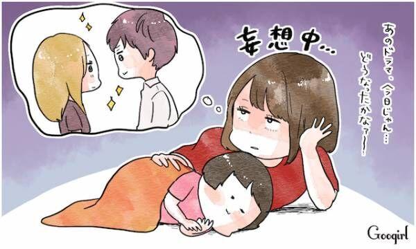 """寝かしつけ中のママたちが""""我ながら滑稽だ""""と思うこと4つ"""