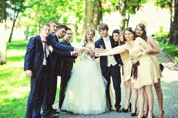 結婚への近道?「友達の結婚式」に積極的に参列すべき理由5つ