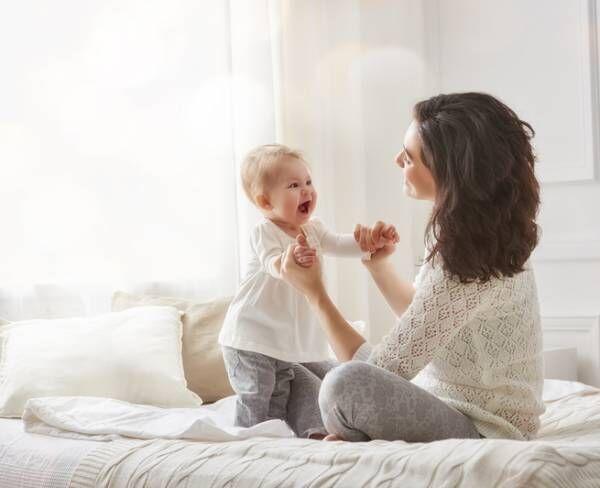 子どもの笑顔は最高の癒やし…ママたちが育児中にうれしかった瞬間4つ
