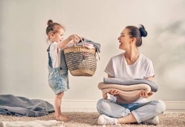 ママも家族もハッピー! ママが活用する「家事を楽にする方法」4つ