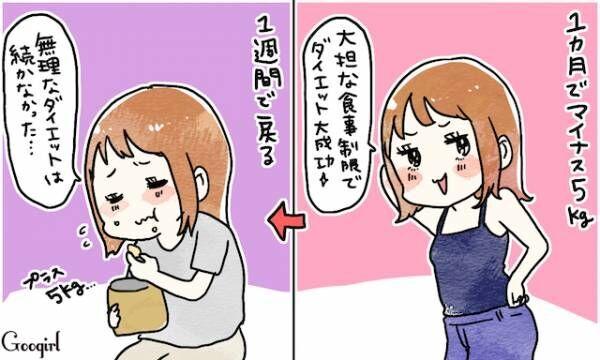 爆笑! だけど共感!? オトナ女子の面白ダイエット事情