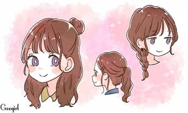 髪型は毎日アレンジ! 尊敬に値する「意識の高い女性」6選