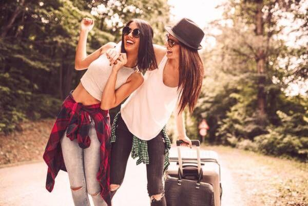 トラブルに動じない! 一緒に旅行に行くと楽しい友達の特徴4つ