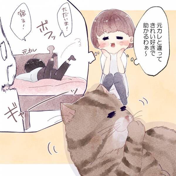 猫好きあるある! 恋人よりも猫と暮らしている方が良い理由 Vol.1