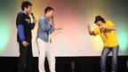 【沖縄国際映画祭】間寛平が語るアースマラソンのエピソードは笑いがいっぱい!