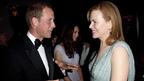 ウィリアム王子夫妻がガラ・パーティでN・キッドマンらハリウッド・スターと交流