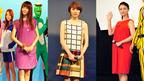 レトロ調からポップカラーまで! 日本女優陣を彩るサマーワンピースに注目
