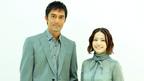 阿部寛×ミムラインタビュー 目指したのは「対等にケンカできる」夫婦