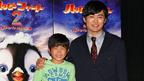 大人気子役の鈴木福、子ペンギンを可愛く熱演…でも好きな動物はリスザル!