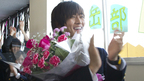 難役乗り越え、会心の笑み 松坂桃李『アントキノイノチ』舞台裏の貴重な写真が到着
