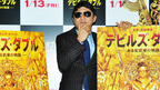武田修宏、今年中の結婚を宣言! 「早くシュートを決めたい!」