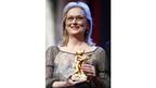 家では怖いママ? メリル・ストリープ、ベルリン映画祭にて名誉金熊賞を授与