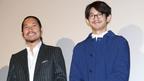 松ケン&瑛太が再共演の誓い 森田監督の遺作『僕達急行』が発進