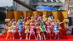 プリキュアオールスターズ28人が横浜に大集合! 豪華なひな祭りイベントを実施
