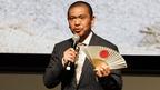 殿堂入り果たした松本人志、ヨーロッパ最大のアジア映画の祭典でアピール