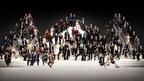 祝パラマウント100周年 ブラピ&レオ様…ハリウッドスター総勢116名が夢の記念撮影!