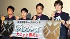 ボクシング金メダル・村田、ダウンタウンとの共演を希望 「1回だけシバかれたい」