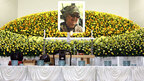 井浦新、若松監督告別式で涙の弔辞 寺島しのぶ「かけがえのない時間でした」