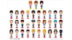 "「KAT-TUN」亀梨和也が増殖…。『俺俺』33人の""俺""が可愛いビジュアルに!"